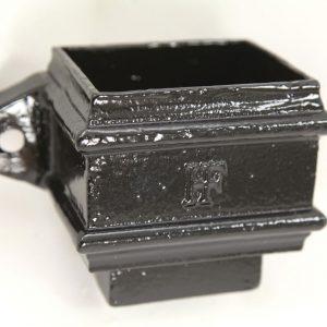 Cast Iron - Rectangular Pipe 100x75mm Loose Socket Eared with Spigot XRT4350SE
