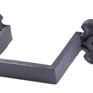Rect 100x75mm Ornamental Earband G RT4365OG