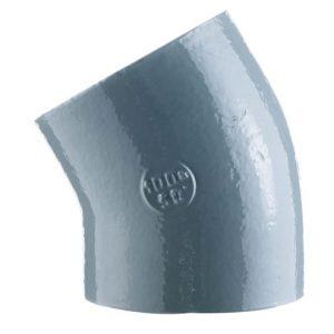 Halifax Cast Iron Drain System BSEN877:1999-30deg Short Radius Bend [HD]