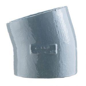Halifax Cast Iron Drain System BSEN877:1999-15deg Short Radius Bend [HD]