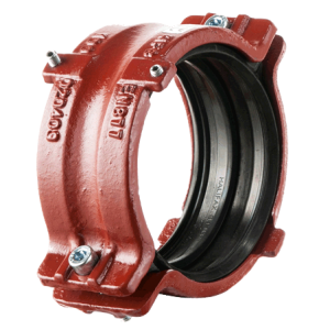 Ductile Iron Coupling with Continuity