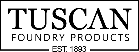 Tuscan Foundry Products - British Cast Iron Foundry Products