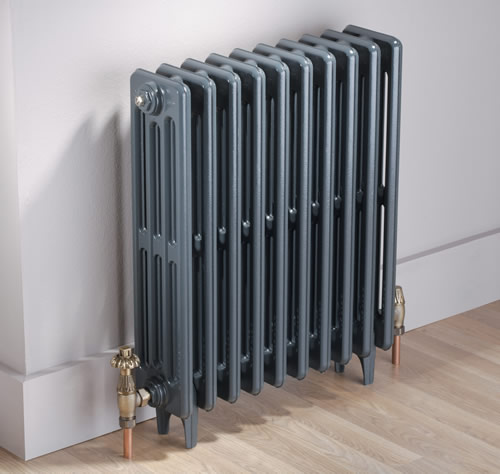 Victorian Cast Iron Radiator
