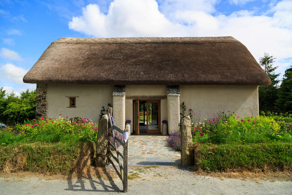 Thatched Barn Conversion