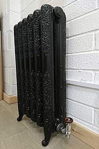 Burlington Cast Iron Radiator