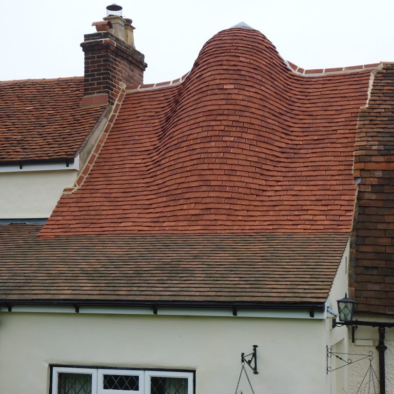 Grade II Listed Roof Repairs