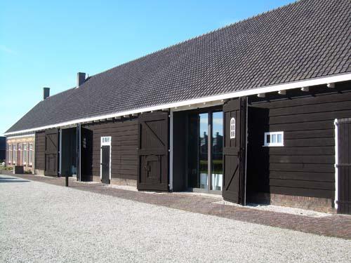 Barn Rooflight Convertion