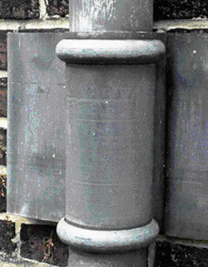 Figure 5(b): Lead Soil Pipe