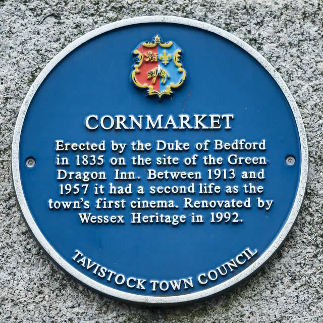 Cornmarket Opening Sign
