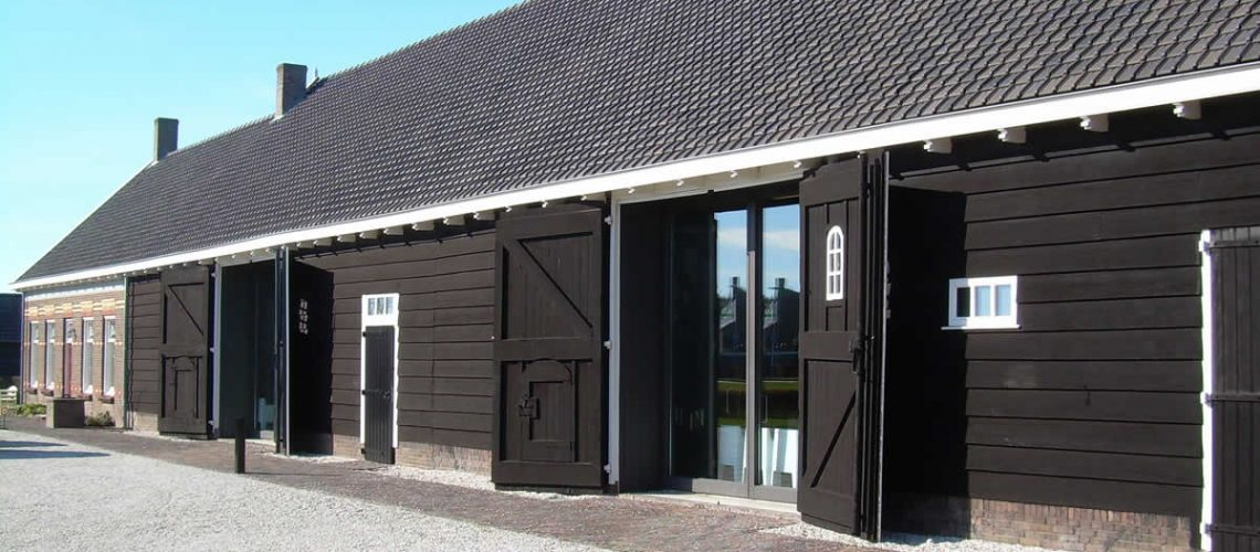 Barn Rooflight Conversion